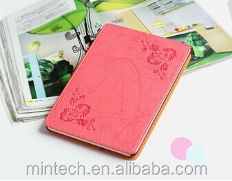 High Quality Fashion Elegant Smart PU Leather Case for iPad mini 1 2 3 4