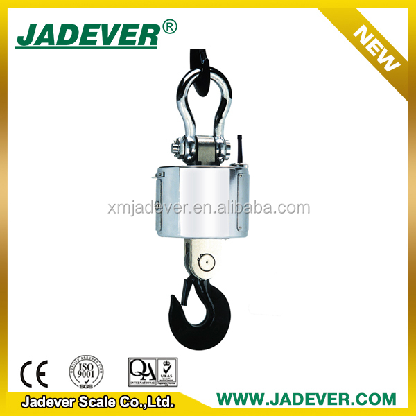 Crane scale, Digital weighing scale ,hanging scale JCW-B 50 ton