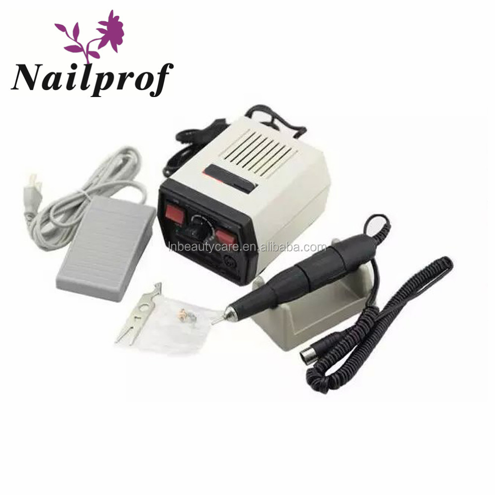 Nailprof. 204 nail drill made in South Korea&35000rmpl electric grinding machine&electric nail files machine