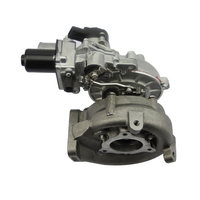 Ningbo No.1 turbocharger supplier turbo electric ct16v