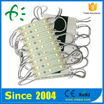Waterproof IP67 DC 12V High Power LED Module For Lighting Letter