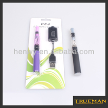 Attentions! New invented electronic cigarette ego vaporizer pen ce4 blister health care products