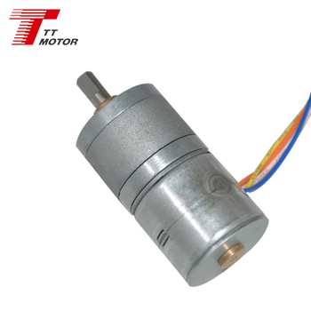 GM20-20BY-75 12v electric stepper motor with gearbox