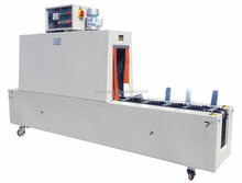 AUTOMATIC AUTO LABEL SHRINK TUNNEL STRAIGHT FEEDING SLEEVE SEALER AND SHRINK TUNNEL
