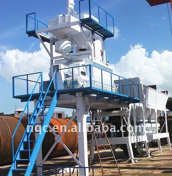 YHZS-75 Mobile concrete batching plant