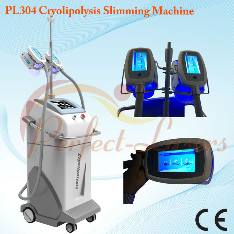 slimming supplements---cryo slim salon weight loss fat melting machine