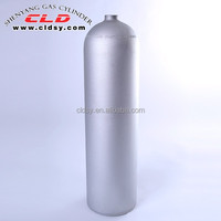 China manufacturer factory pure rare gases cylinder air containers