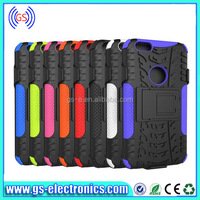 Promotional Prices Belt Clip PC Plastic plus Silicone Gel Rubbered Rugged Cases for Iphone 6