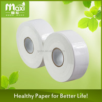 Factory wholesale Strong water absorption virgin pulp tissue paper jumbo roll