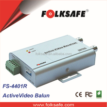 Long distance FS-4401R active video balun receiver from Folksafe