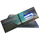 China Factory Promotional Video Card Video Brochures Marketing