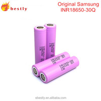 Factory Price 3000mAh 3.7v Rechargeable Li-ion Lithium 18650 Battery