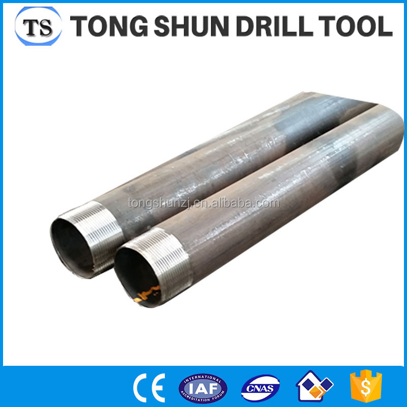 From China geological drill pipe HQ NQ BQ PQ drill rods