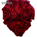 CX-D-116B Lastest Factory Sale Real Sheepskin Woollen Blanket