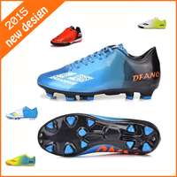 Hot Sale Newest Football Cleats 2015 Customize Soccer Boots Fashion New Brand Soccer Shoes 2014