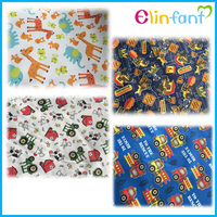 Elinfant newest tpu prints fabric baby cloth diaper pul material