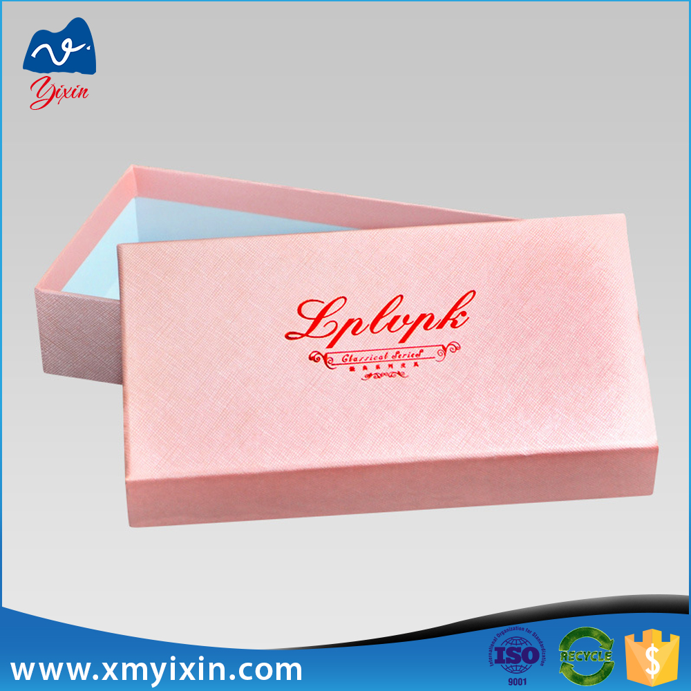 2015 wholesale luxury paper sweet wedding dresses packaging box