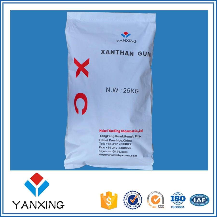 Drilling For Oil and Gas Agent competitive price Xanthan Gum