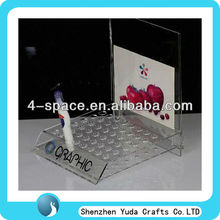 acrylic lip balm display Lipstick Display for Retail Shop Window Shop
