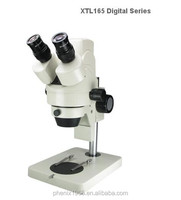 Durable LED microscope camera of Phenix XTL-165 series used for Lab research