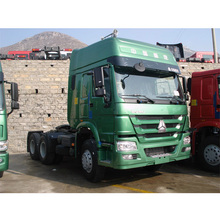 china howo 10 tyres tractor truck 40ton payload RHD in pakistan