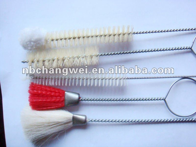 different pipe brush.tube brush Cleaning Brush