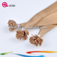 factory hair wholesale in china pre-bonded russian hair