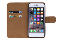 Wholesale TOP Selling Promotional For iphone 6,case for iphone 6,flip Hasp buckle leather cover for iphone 6
