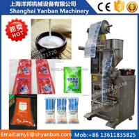 Good performance sachet shampoo/face cream/tomato sauce packaging machine