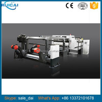 Roll Paper to Sheet Cutter, Hob Paper Cross Cutting Counting Machine
