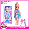 Doll Maker Musical Frozen Doll Elsa
