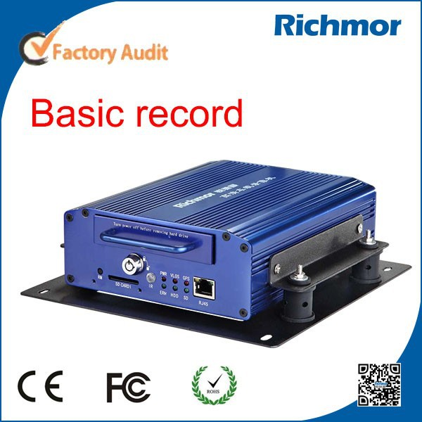 H.264 Basic Recording Truck DVR PC Playback Free Software