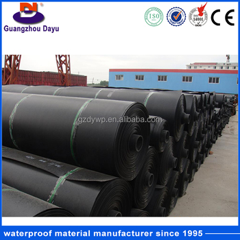 Guangzhou China Low Price Waterproofing Hdpe Geomembrane Liner