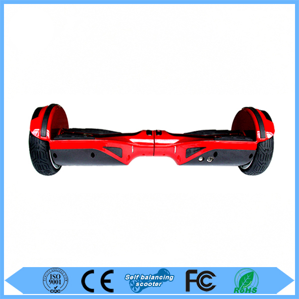 New innovation technology product 6.5inch tire two wheels self balancing scooter