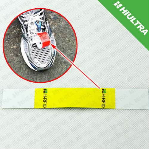 915Mhz Marathon Race UHF RFID paper tag with Alien H3 chip (provide uhf fixed reader,antenna,Encode,UHF tags,SDK)