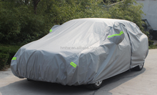 Waterproof Function and PEVA & PP Cotton Material folding car cover