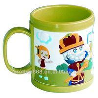 Wholesale 3d cartoon mugs for promotional
