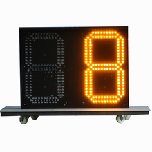 Trade assurance led countdown signage led countdown timer panel
