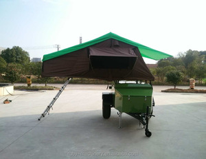D2 offroad folding 4x4 camper trailer for sale