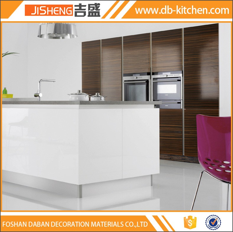 Acrylic high gloss kitchen cabinet door buy glass front kitchen - China High Glossy Uv Kitchen Cabinet Door Buy Glass