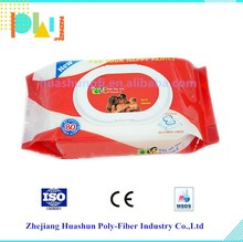 Wholesale family and baby naturism wet wipes with ISO