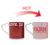 philippines travel sublimation heat press senstive color changing magic coffee mug