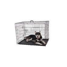 Folding Metal Wire Pet Cages For Large Dog Cat