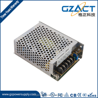 24v 3a switching power supply for led lights with CE compliance 3years warranty