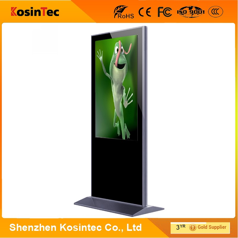 47inch round lcd display
