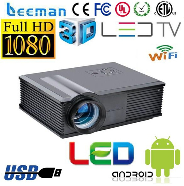 cheapest projectors for sale Shenzhen Leeman Industrial Limited projector