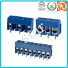 China Manufacture 3.5mm 3.81mm Mount Screwed PCB Termianl Block