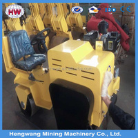 Hydraulic vibration asphalt roller for sale/vibratory road roller