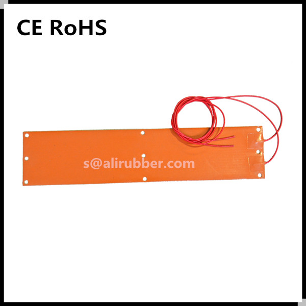 Silicone Heater for Snow Ski Press,Ski Board Press Heater,Wood Forming/Bending Heater Blanket