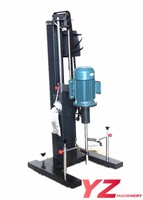 China Supplier Paint Mixer, Disperser,Dissolver use in Lab/test/trail